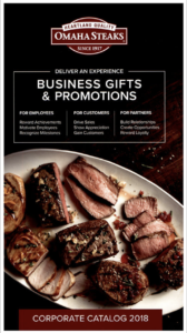 Omaha Steaks B2B Catalog