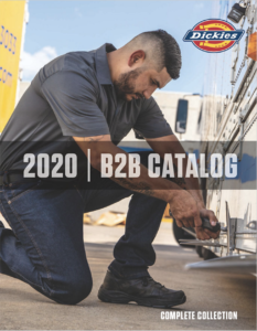 Dickies 2020 Catalog