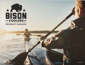 Bison Coolers Catalog